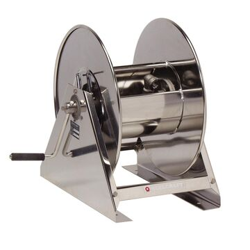 HS18000 M 0.5 in. x 200 ft. Stainless Steel 3000 PSI Oil without Hose Reel