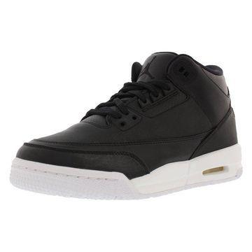 Jordan Retro 3 Basketball Gradeschool Kid's Shoes