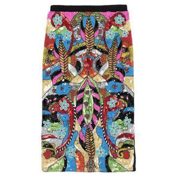 MANGANO Midi skirt