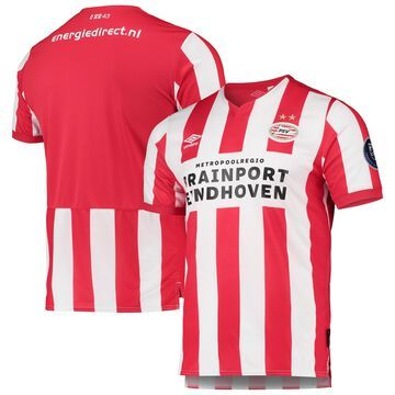 Umbro PSV Eindhoven Red 2019/20 Home Replica Jersey