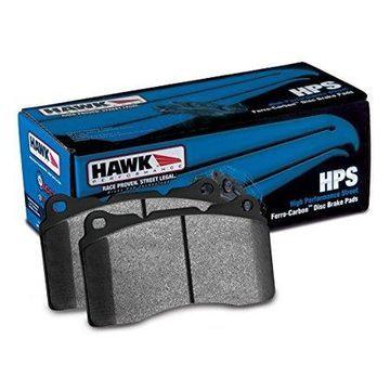 Hawk 97-06 Corvette (incl C5 Z06) HPS Street Front Brake Pads