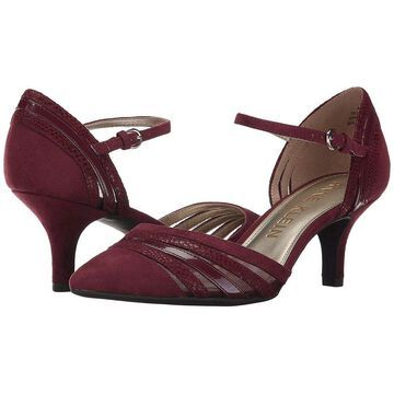 Anne Klein Womens fayme Closed Toe Ankle Strap Classic Pumps