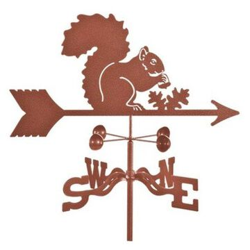 EZ Vane Squirrel Weathervane With Roof Mount
