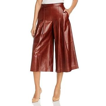 Lafayette 148 New York Arthur Leather Culottes
