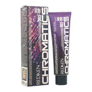 Redken Chromatics Prismatic Hair Color 8Gr (8.36) - Gold/Red, 2 Oz