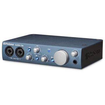 Presonus Audiobox iTwo Portable USB Audio Interface