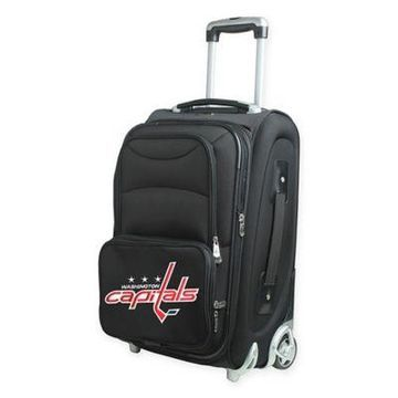 NHL Washington Capitals 21-Inch Carry On Spinner
