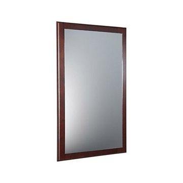 Fresca Oxford Mirror, Mahogany, 20