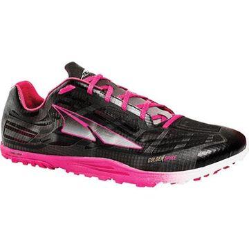 Altra Footwear Golden Spike Cross Country Shoe Black/Diva Pink