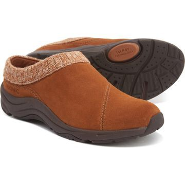 Vionic 331 Arbor Clogs - Suede, Slip-Ons (For Women)