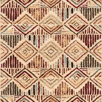 Well Woven Aurora Vera Transitional Abstract Geometric Multi Area Rug