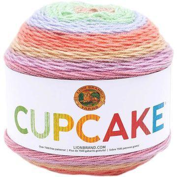 Lion Brand Lion Brand Yarn Cupcake Gelato