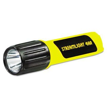 Streamlight ProPolymer Lux LED Flashlight, 4AA (Included), Yellow