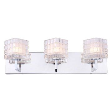 Woodbridge Lighting 18653 Candice 3-Light Bath