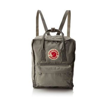 Fjallraven - Kanken Classic Backpack for Everyday Fog-Striped