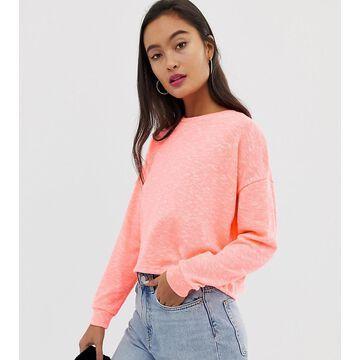 New Look top in neon orange