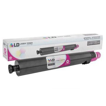LD Compatible Replacement for Ricoh 821183 (821119) Magenta Laser Toner Cartridge for use in Ricoh Aficio, Savin, and Lanier SP C830DN & SP C831DN s