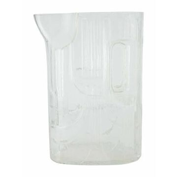 Tyrol Glass Pitcher