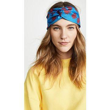 KENZO Roses Turban Headband