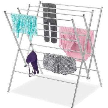 Whitmor Deluxe Folding Clothes Drying Rack
