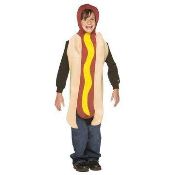 Rasta Imposta 32484 Hot Dog Child Halloween Costume Size Medium 7-10