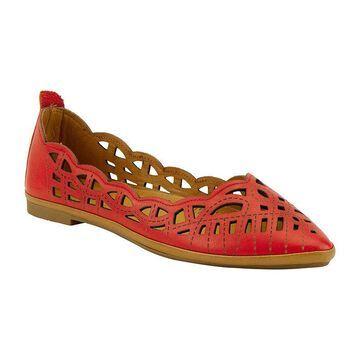 Spring Step Womens Perlita Slip-On Shoe Closed Toe