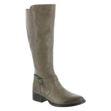 Born Cosna Women's Grey Boot 6 M