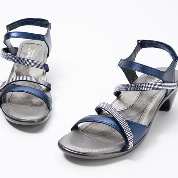 Naot Leather Multi-Strap Sandals - Innovate