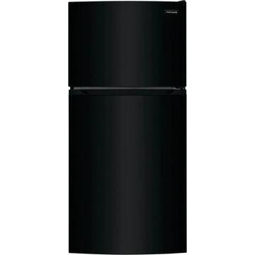 Frigidaire 13.9-cu ft Top-Freezer Refrigerator (Black) ENERGY STAR   FFHT1425VB