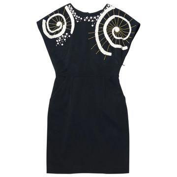 Paul & Joe Black Viscose Dresses