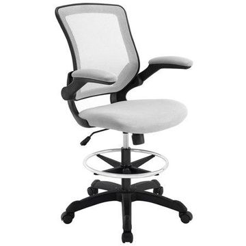 Modway Veer Drafting Chair, Multiple Colors