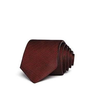 John Varvatos Star Usa Birdseye Classic Tie