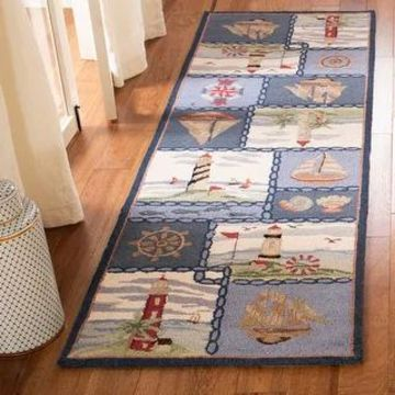 Safavieh Hand-hooked Chelsea Mikayla Country Oriental Wool Rug (2'6