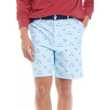 Savane Men's Sunglass Print Shorts -
