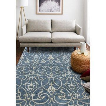 Bashian Peyton Transitional Floral Area Rug