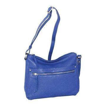Nino Bossi Women's Lidia Crossbody Bag Cobalt - US Women's One Size (Size None)