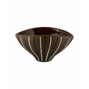Pot A Porter Anemone Bowl brown