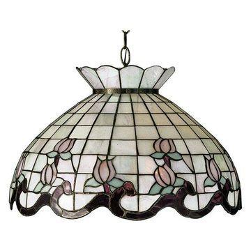 Meyda Tiffany 31211 Roseborders Down Lighting Pendant