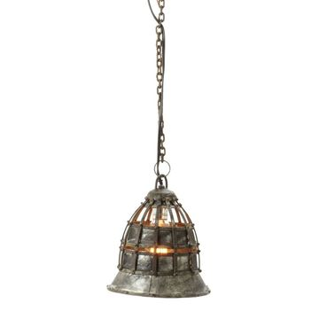 Dimond Home Flared Fortress Pendant Light