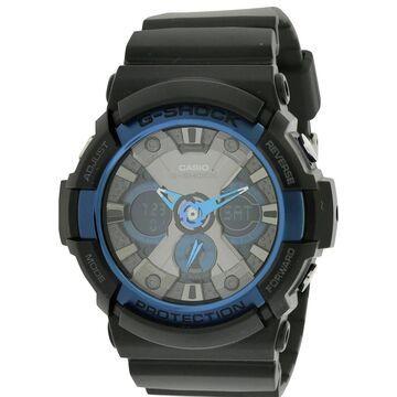 Casio G-Shock World Time Ana-Digi Mens Watch GA200CB-1ACR
