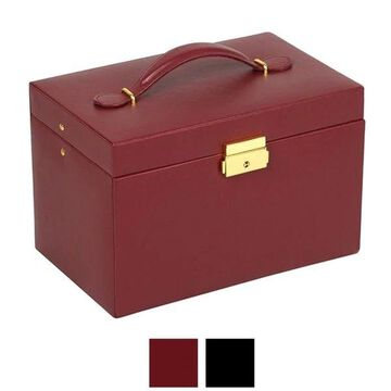 WOLF 'Chelsea' 3-drawer Jewelry Case