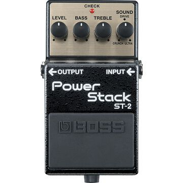 ST-2 Power Stack Distortion Guitar Effects Pedal