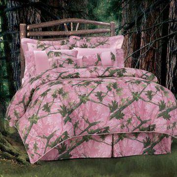 HiEnd Accents Oak Camo Comforter Set King CM1002-KG-PK