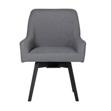 Offex Home Spire Swivel Task Chair - Pewter