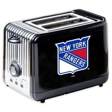 NHL New York Rangers 2-Slice Toaster