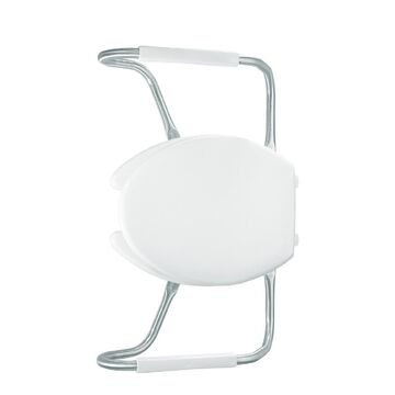 Bemis Medical Assistance Plastic Elongated Toilet Seat