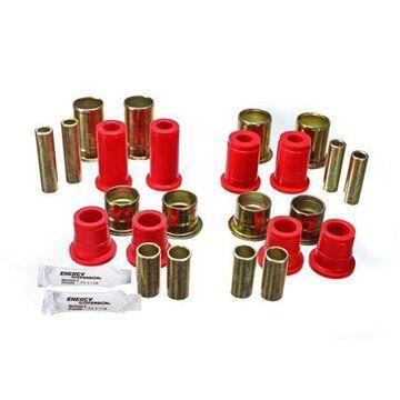Energy Suspension Gm Front Control Arm Bush - Red