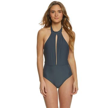 Rip Curl Women's Illusion One Piece Cheeky Swimsuit