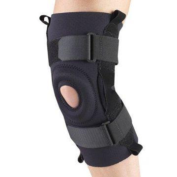 OTC Neoprene Knee Stabilizer - Hinged Bars, Black, 3X-Large