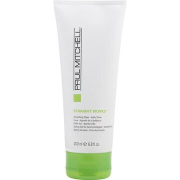Paul Mitchell By Paul Mitchell Straight Works Straightens And Smoothes 6.8 Oz For Unisex (Package Of 5)